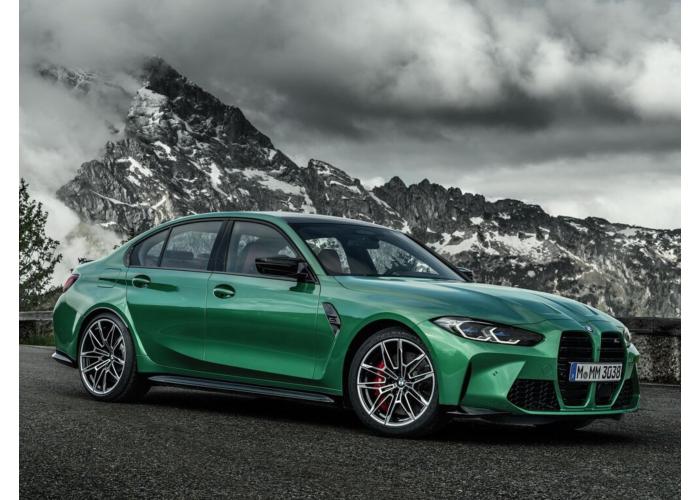 BMW M3 2020, седан, 6 поколение, G80 (09.2020 - н.в.) - технические характеристики и комплектации